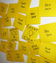 Great-Idea-Post-It-Notes