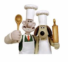 wallace and gromit chefs
