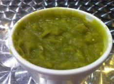 mushy pea bowl