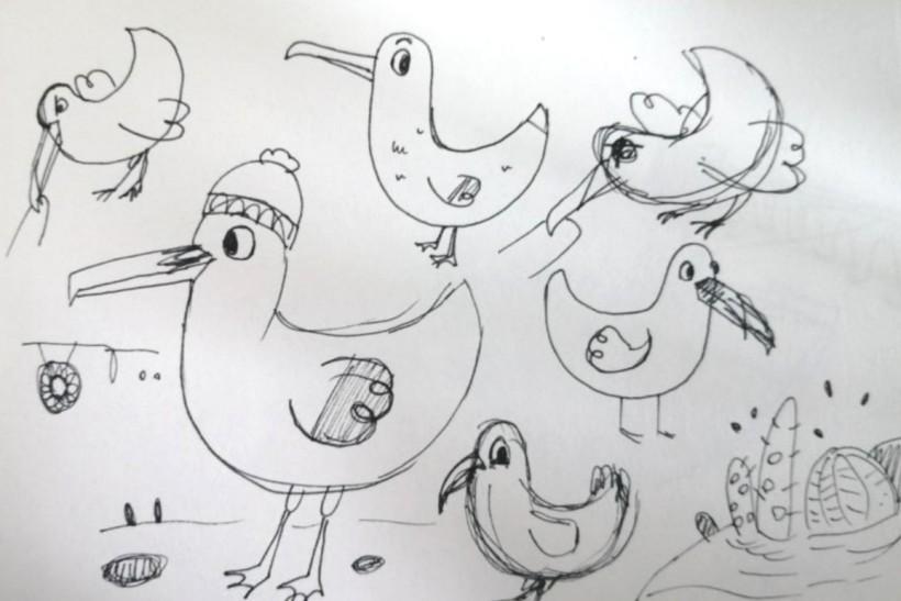 becca seagull